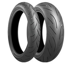 Bridgestone Battlax S21 Pair