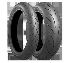 Bridgestone Battlax S21 Pair