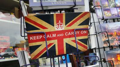 Great Britain Kepp Calm sml